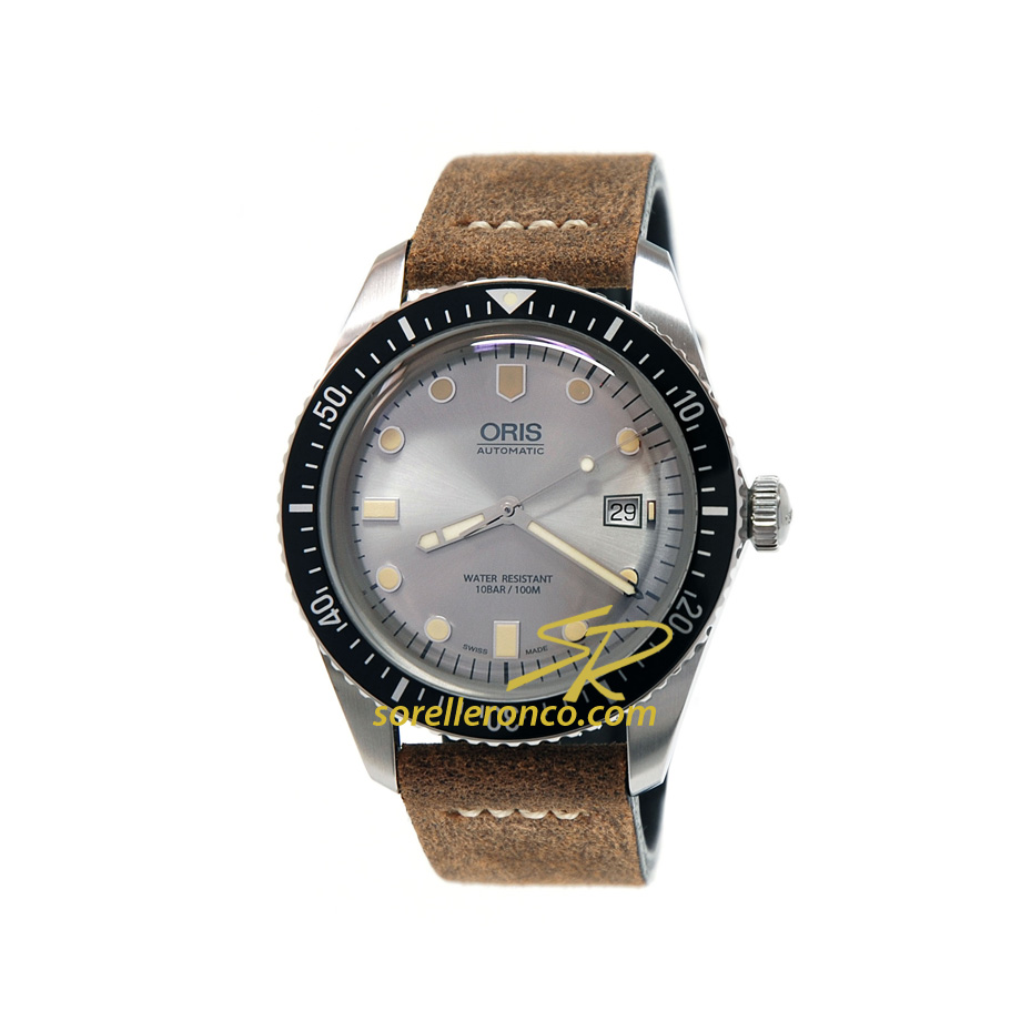 Diver Sixty-Five Silver