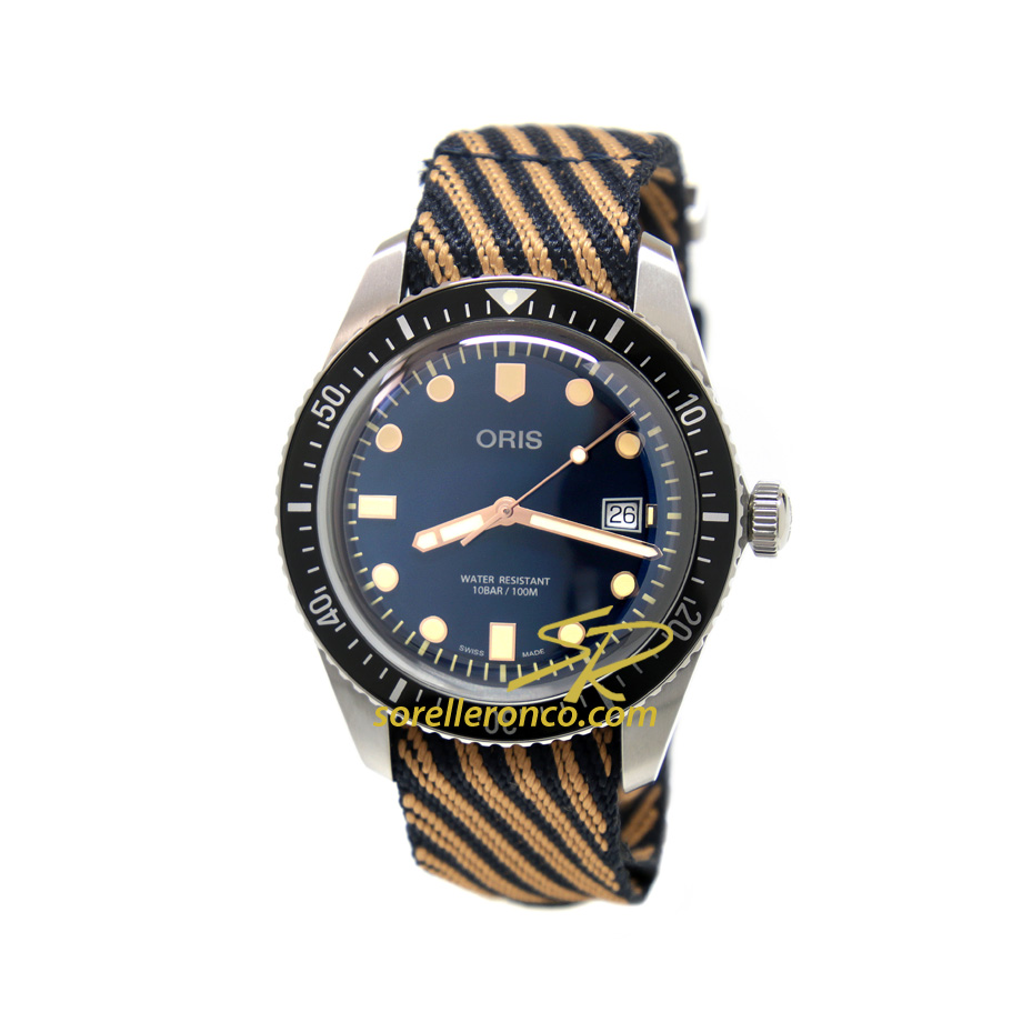 Sixty Five Diver Automatico 42mm NATO a Strisce