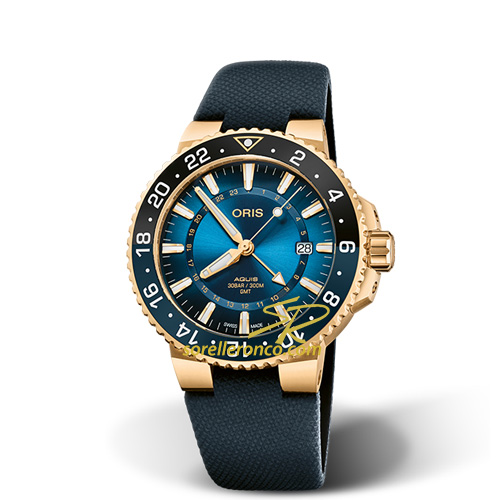 Carysfort Reef Oro Giallo 18kt Limited Edition