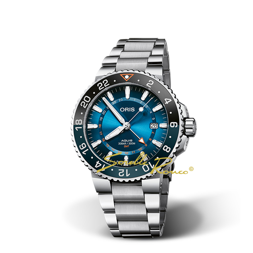Carysfort Reef Automatico GMT Fondazione Salvaguardia Coralli