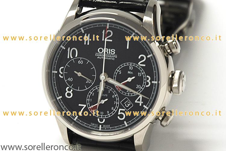 orologio oris artelier raid motorsport chronograph 676