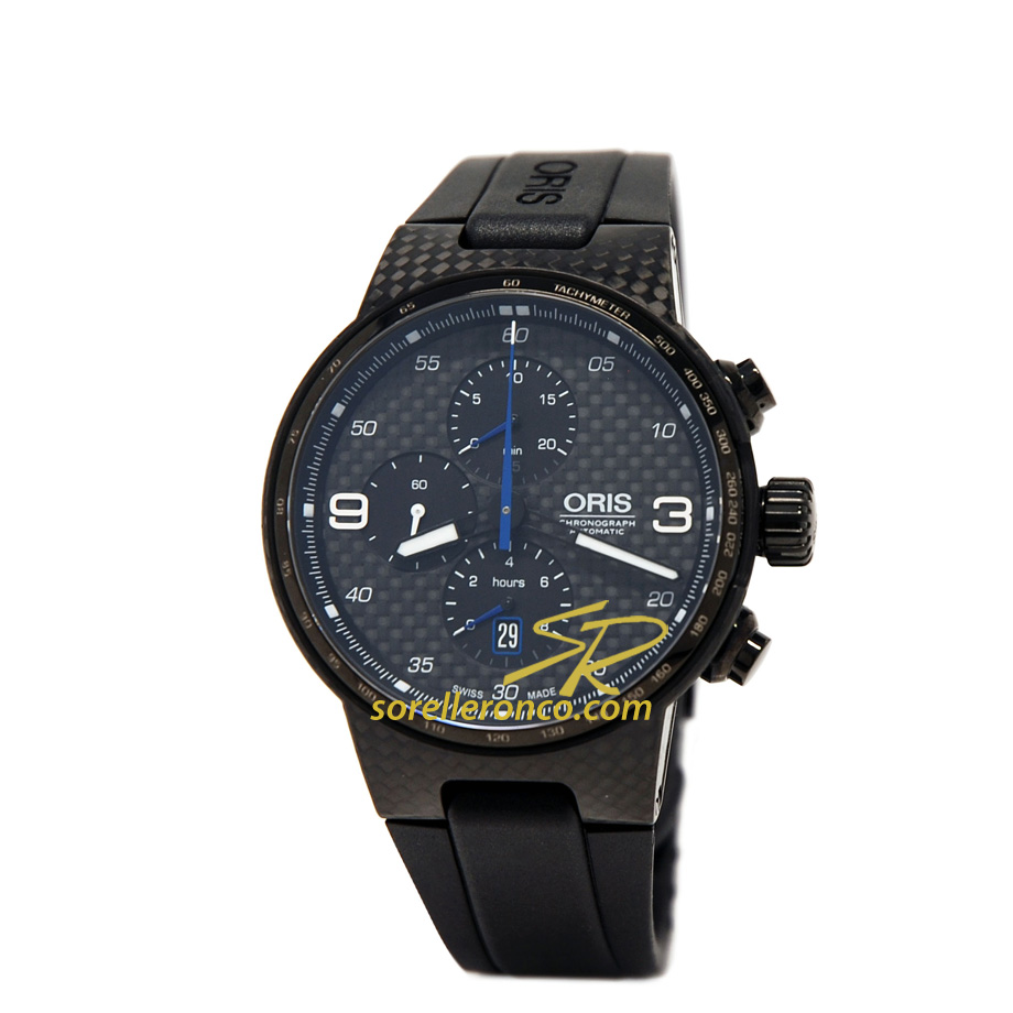 Williams Valtteri Bottas Chrono Carbonio Limited Edition