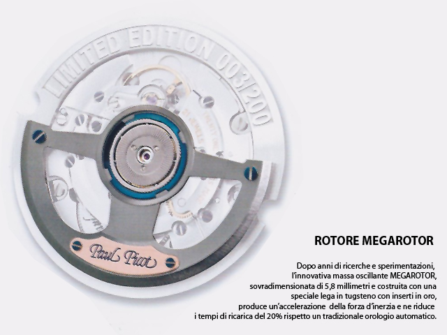 rotore orologio