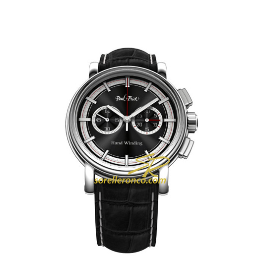 TECHNICUM Lemania 1872 Limited Edition Chrono Nero