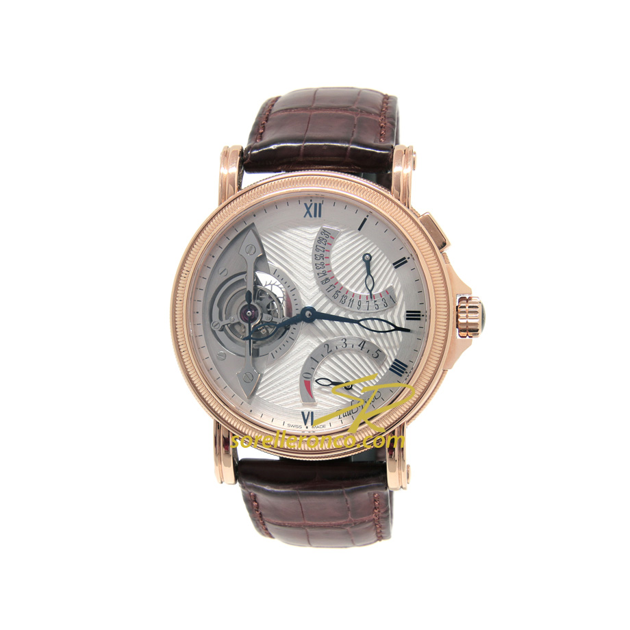 Atelier Tourbillon Oro Rosa Retrogrado Limited Edition