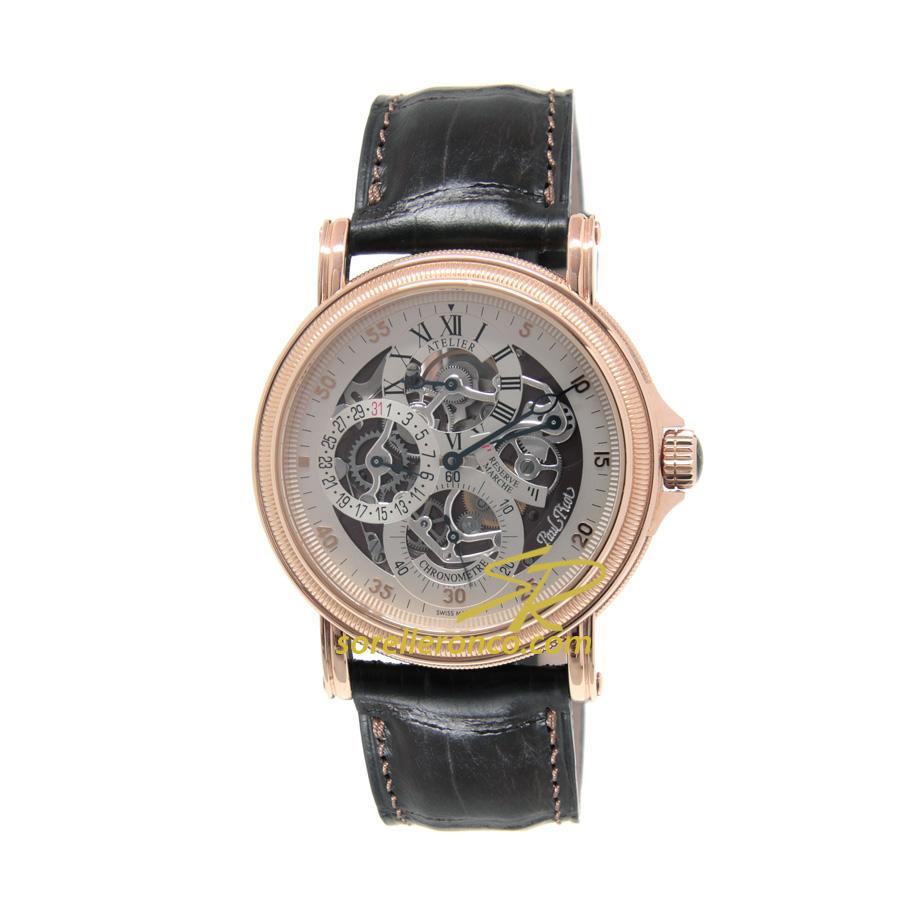 Atelier Regolatore Oro Rosa Limited Edition