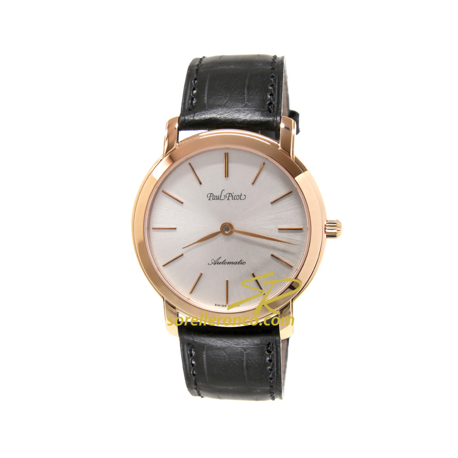 Firshire Ronde Extra Flat 40mm Oro Rosa 18kt