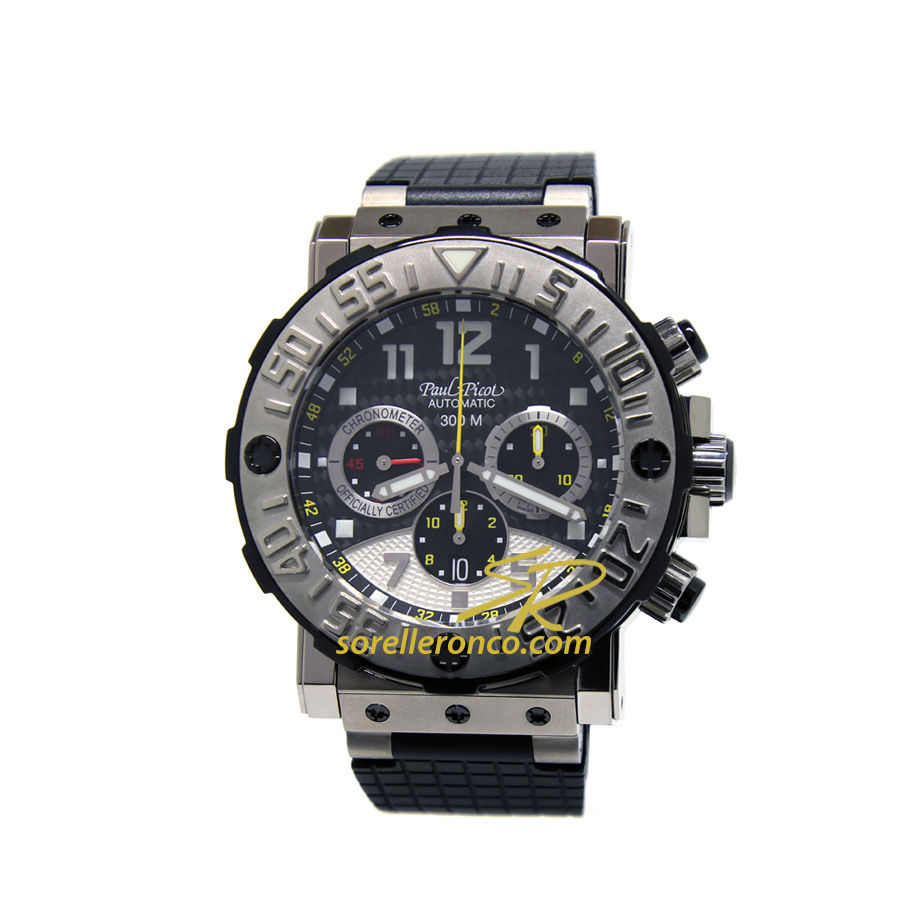 Plongeur C-Type Cronografo Edizione Limitata C.O.S.C