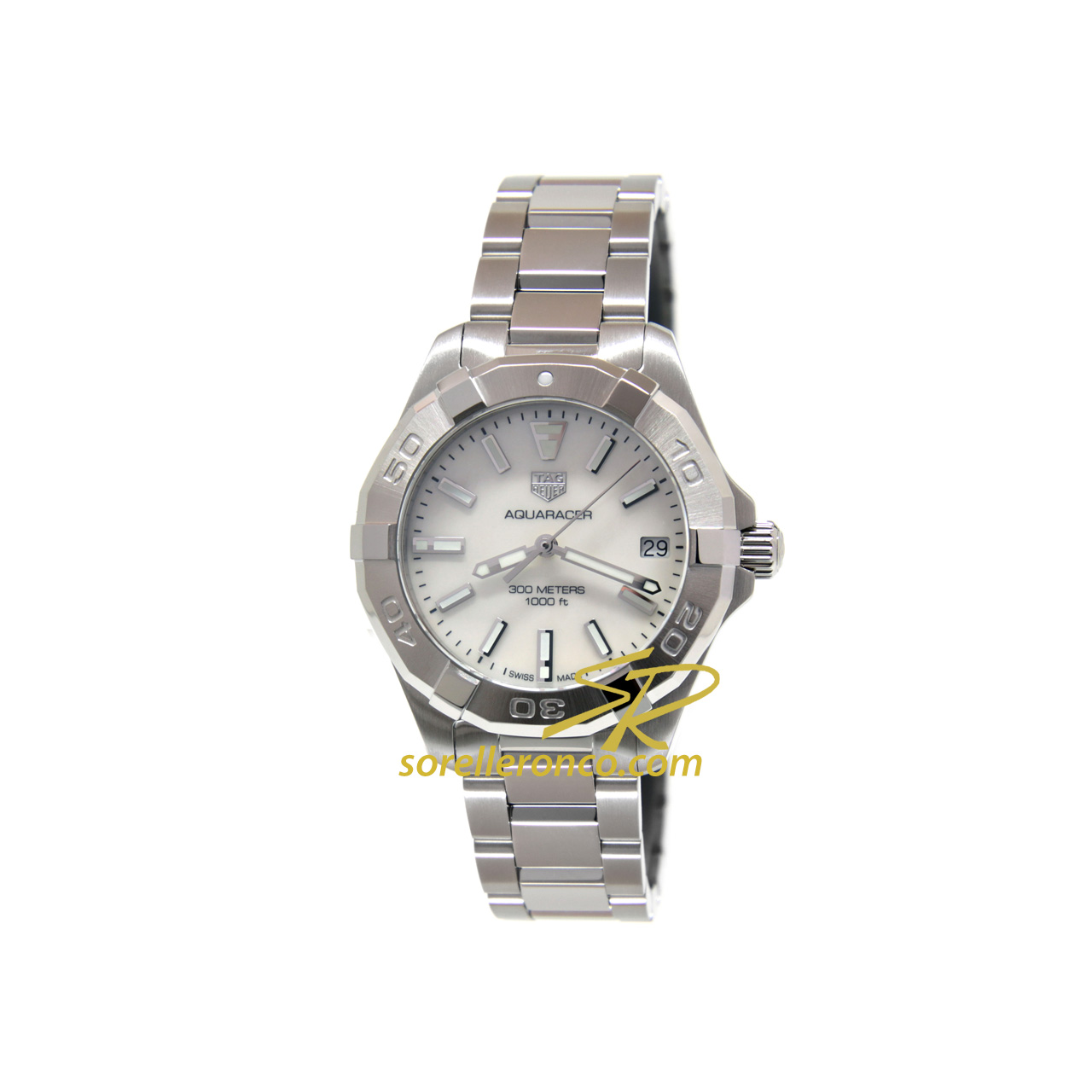 Aquaracer Quarzo 32mm Lady
