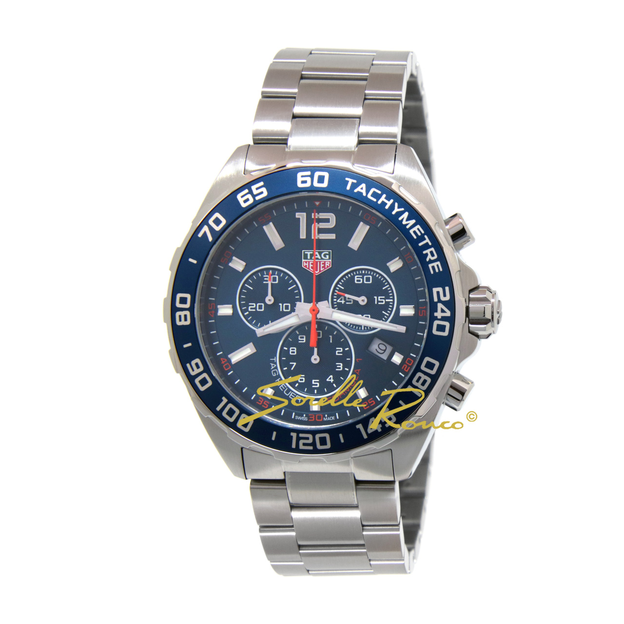 Formula 1 43mm Chrono Quarzo Blu