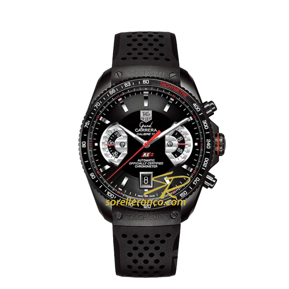 Grand Carrera Chrono 17RS2 Titanio Grado 2 Ultraleggero