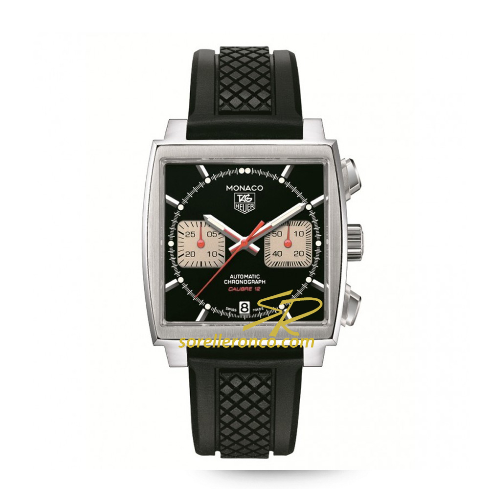 Monaco Chrono Calibro 12 Racing