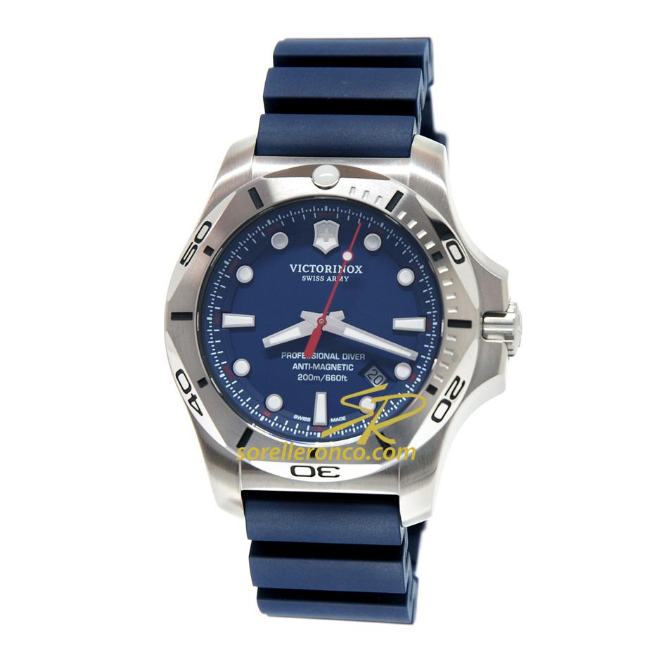 I.N.O.X. Professional Diver 45mm Gomma Blu