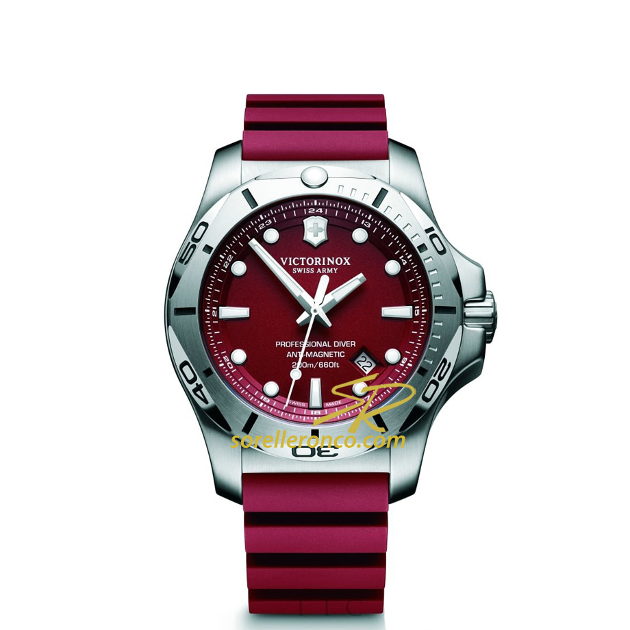 I.N.O.X. Professional Diver Gomma Rossa 45mm