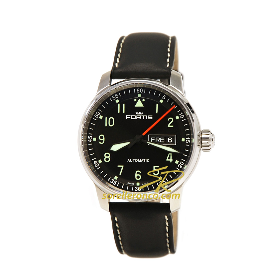 Aviatis Flieger Professional Day-Date 41mm