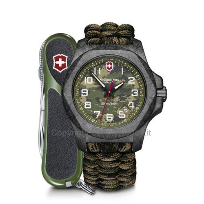 INOX 43mm Camouflage Full Set - Limited Edition