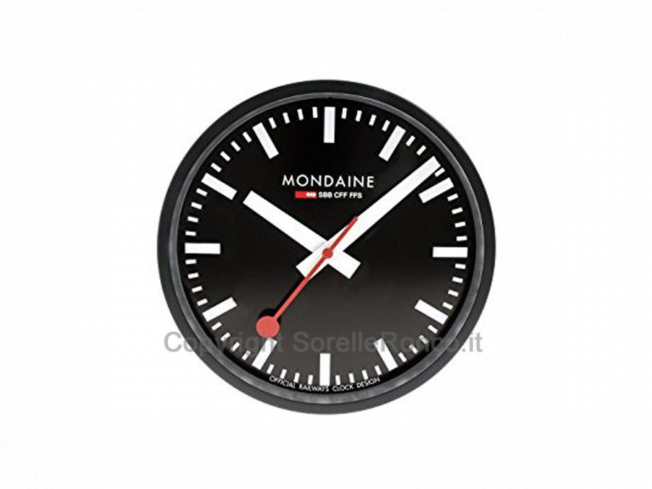Orologio Mondaine Wall Clock Quarzo A990 Clock 64sbb