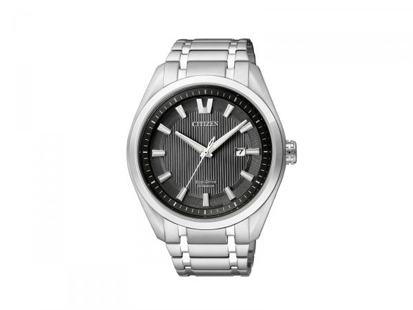 AW1240-57E - Citizen Super Titanium 1240 42mm Nero