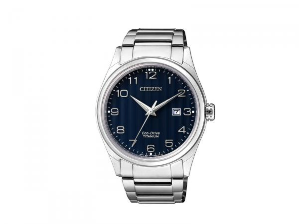 BM7360-82M - Citizen SUPER Titanio 41mm Blu