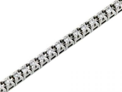 Bracciale Tennis con Diamanti da 0.90 ct