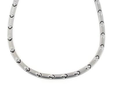 Collana Oro e Diamanti 0.17 Ct