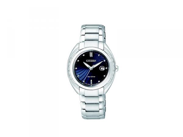 EW2250-59L - Orologio Lady Blu Diamonds 31,5mm