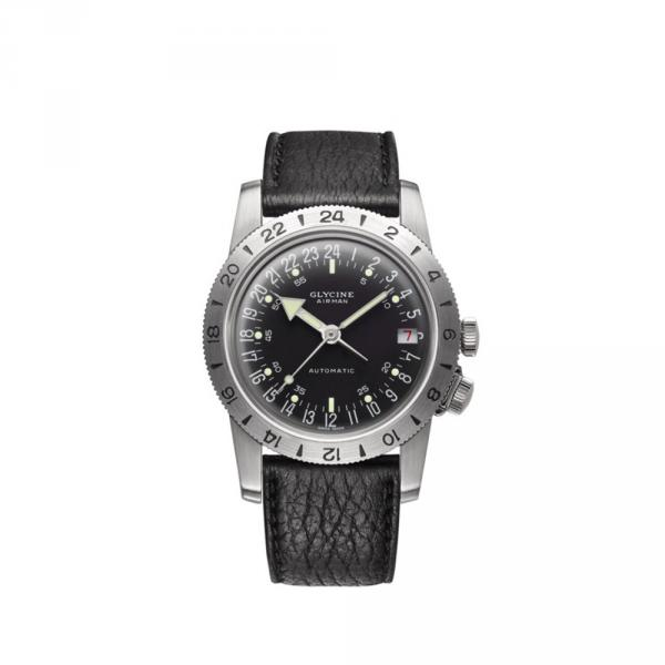 GL0159 - Glycine Airman No.1 Limited Edition Nero 36mm