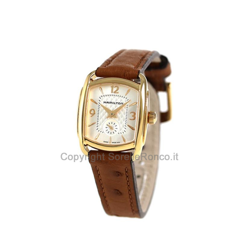 American Classic Bagley Lady Argento 28,5mm Pelle
