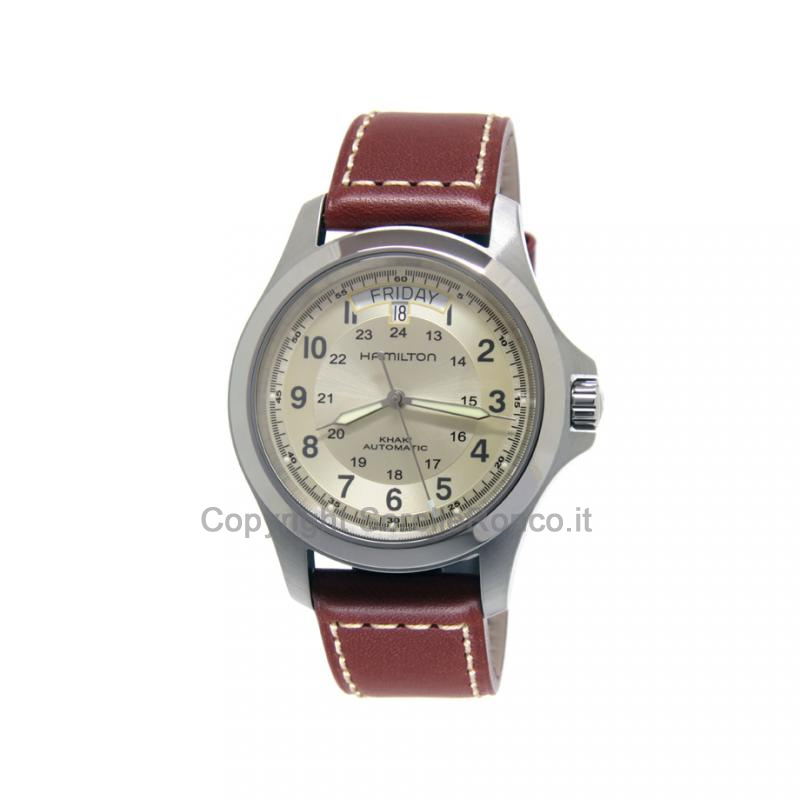 Khaki King Day Date Automatico 40mm