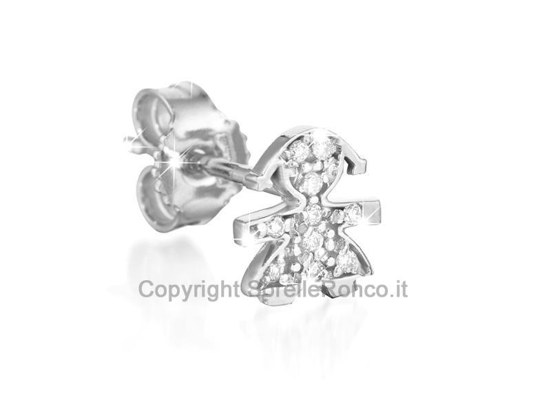 orecchini le beb u00e8 prezzi offerta le briciole le bebe lbb312