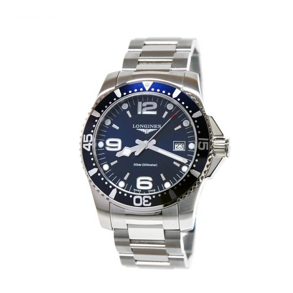 L37404966 - Longines Hydroconquest 41mm Quarzo Blu