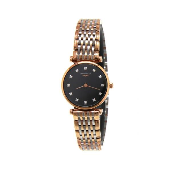 L42091577 - Longines La Grand Classique Nero 29mm Diamanti
