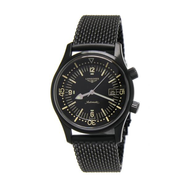 L37742509 - Longines Legend Diver 42mm Nero PVD Automatico