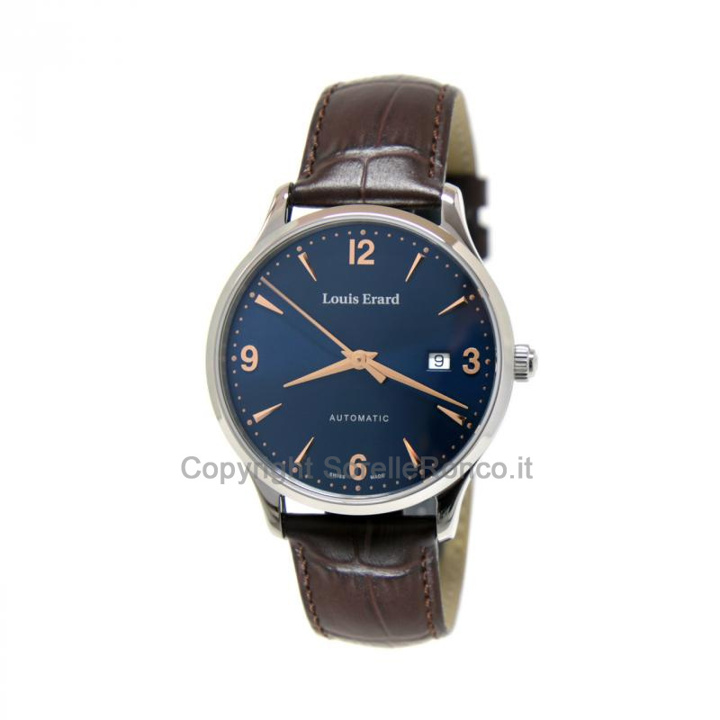 1931 Collection Blu Indici Ramati 40mm