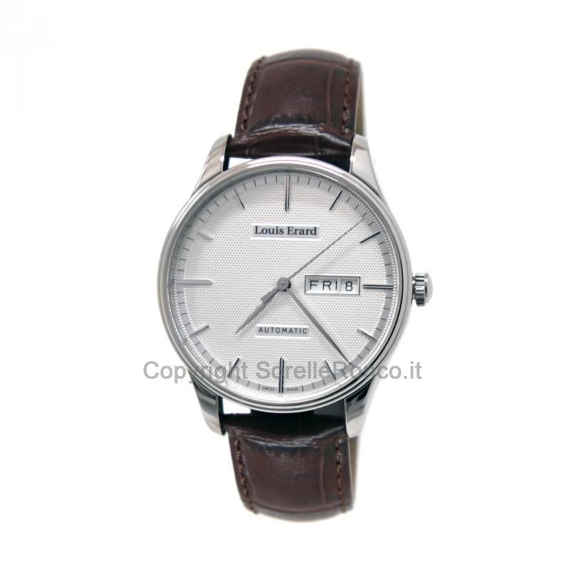 Heritage Day Date Silver 41mm