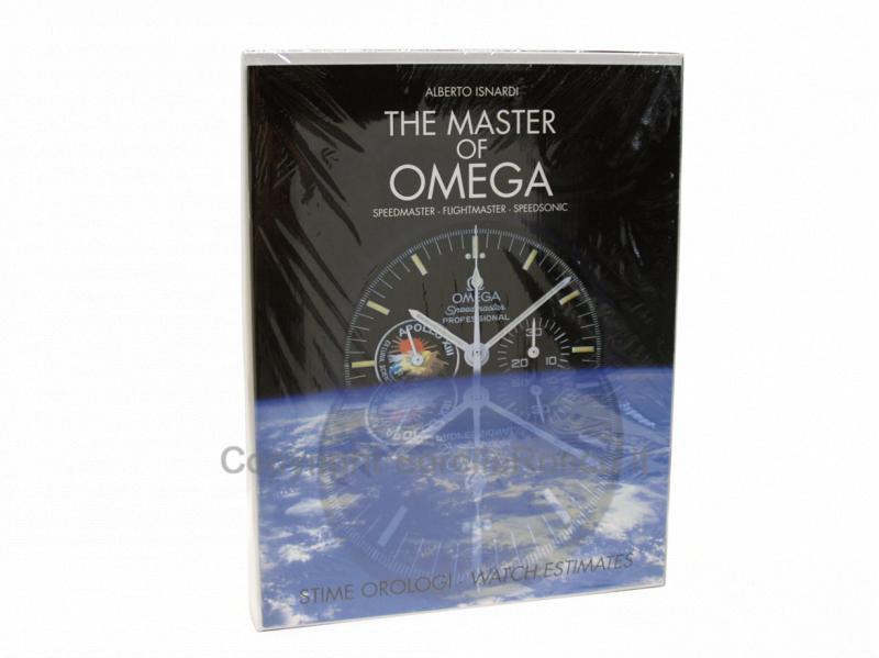 Libro Orologi Omega Speedmaster