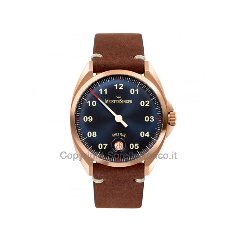 Metris Bronze Line 38mm