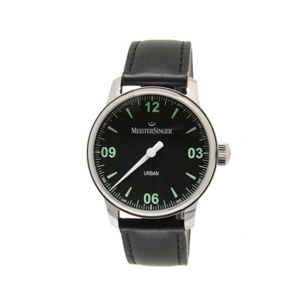 UR902 - Meistersinger Form&Style Casual Nero 40mm