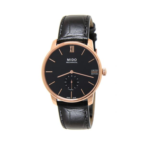 M0374053605000 - Mido Baroncelli Nero 39 mm Limited Edition