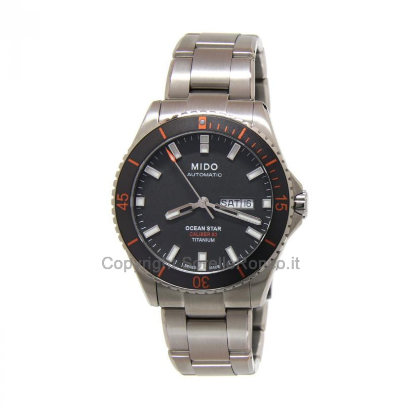 Ocean Star 200 Titanio 42mm