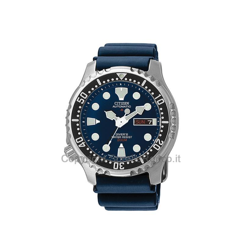 Promaster Diver's Automatico Blu 42mm Cinturino Gomma