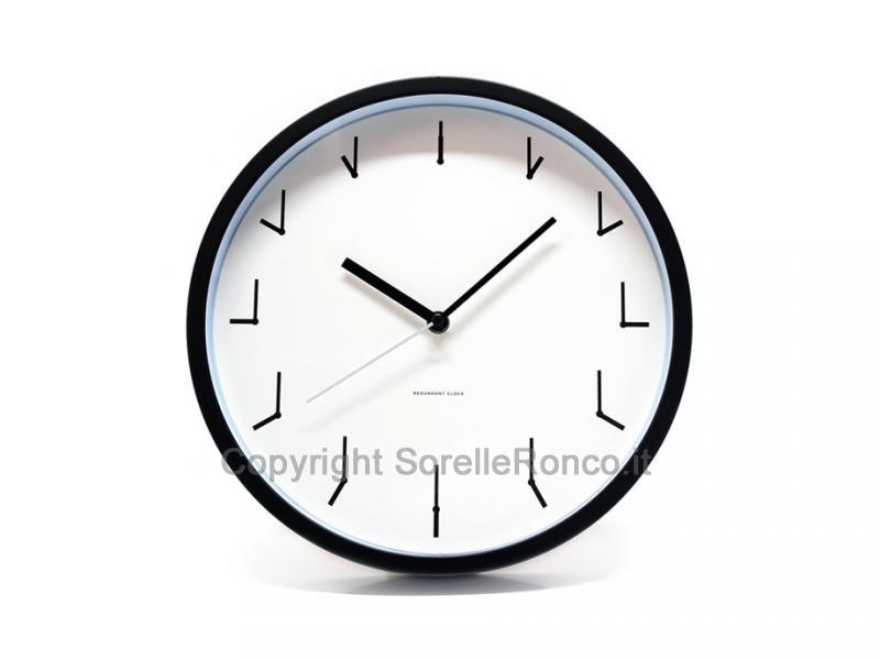 Orologio da parete Redundant 30cm