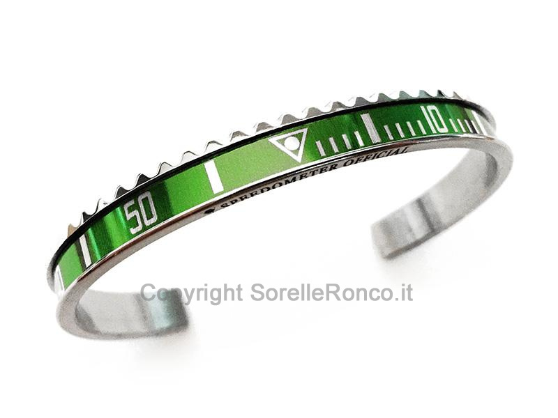BRACCIALE OFFICIAL MGT GHIERA VERDE