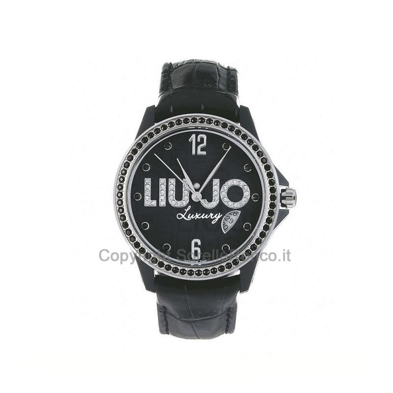 Liu Jo Color Time Nero Swarowski 39mm