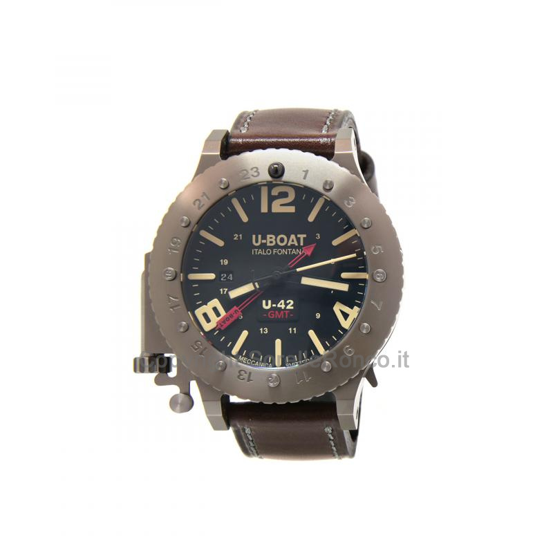 U-42 50mm Gmt Automatico Limited Edition