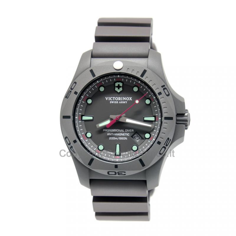 INOX Professional Diver Titanium Grey 45mm