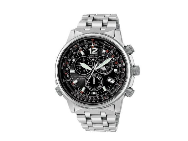 AS4050-51E - Citizen CRONO PILOT 45 mm Super Titanium