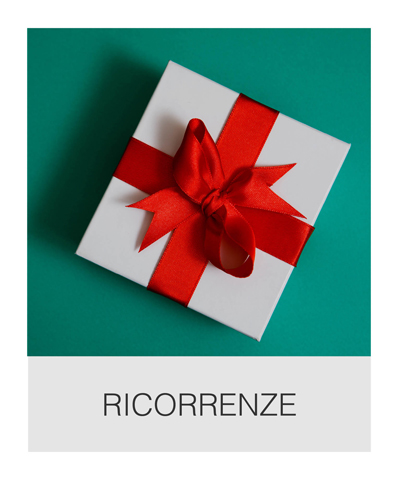 Idee Regalo per Ricorrenze