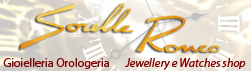 -> HomePage ::: SORELLE RONCO Gioielleria Orologeria ONLINE Watches Jewels Store