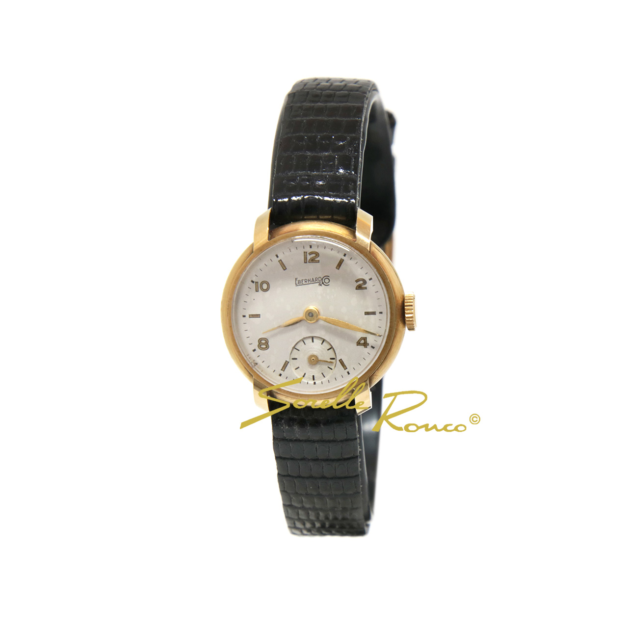 Vintage Lady Oro Giallo 18kt 21mm Manuale